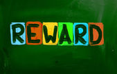 Reward Concept — Stock Photo