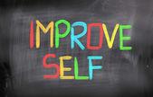 Improve Self Concept — Stock Photo