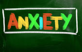 Anxiety Concept — Stock Photo