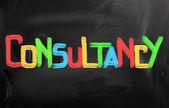Consultancy Concept — Stock fotografie