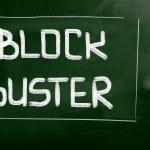 Постер, плакат: Blockbuster Concept