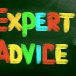 Expert Advice Concept — Stock Photo #45653597