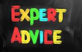 Expert Advice Concept — Stock Photo