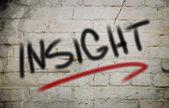 Insight Concept — Stock Photo