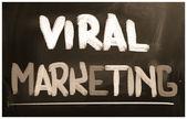 Viral Marketing Concept — Stock Photo