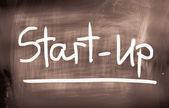 Start-Up Concept — Stock Photo