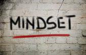 Mindset Concept — Stock Photo