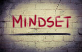 Mindset Concept — Stock Photo