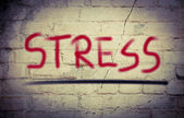 Stress concept — Stockfoto