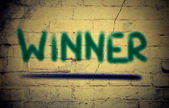 Winner Concept — Stock Photo