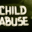 Child Abuse Concept — Stock Photo #51015487