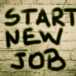 Start New Job Concept — Stock Photo #51109317
