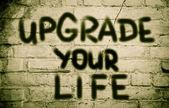 Aggiornare il vostro concetto di vita — Foto Stock