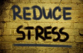 Reduce Stress Concept — Φωτογραφία Αρχείου
