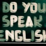 Do You Speak English Concept — Stock Photo #51559977