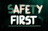 Primo concetto di sicurezza — Foto Stock