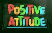 Positive Attitude Concept — ストック写真