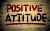 Positive Attitude Concept — Foto Stock