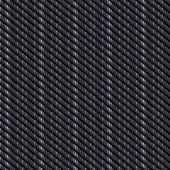 Black fabric texture — Stock Vector