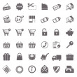 Shopping — Vector de stock #24607129