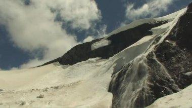 Waterfall in Patagonia — Stock Video #25962325