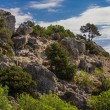 Cape Alchak landscape in Crimea — Stock Photo