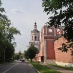 Донской монастырь — Stock Photo