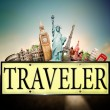 Travel — Stock Photo #39299361