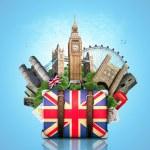 England, British landmarks, travel — Stock Photo #45088697