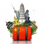 China, China landmarks, travel — Stock Photo #45262247