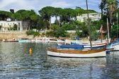 France Riviera, the marine — Stock Photo