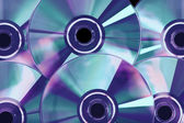 Disco de dvd — Foto de Stock