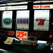 Casino slot machine — Stock Photo #24809857