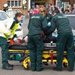Emergency Ambulance — Stock Photo #24812117