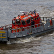 English Fire Boat — Stock Photo