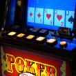 Casino slot machine — Stock Photo #24812503