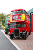 Brooklands Emergency Bus London — Foto Stock