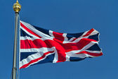 England Union Flag — Stock Photo