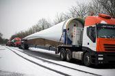 Heavy transport — Stock Photo