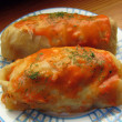 Stock Photo: Cabbage rolls