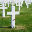 Soldier cemetery - Stock Photo