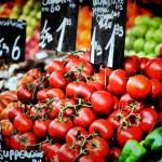 Vegetable market — Stock Photo #25018249
