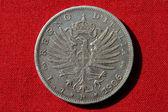 1 Lira from Italy — Stock Photo