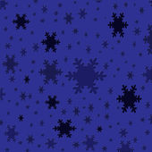 Background snowflake blue — Stock Photo