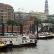 Hamburg Fleet — Stock Photo #25797747