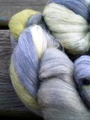 Alpaca wool — Stock Photo