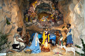 Christ's nativity. — 图库照片