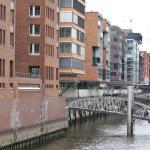 Old Warehouse District Hamburg — Stock Photo #25812483