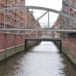 Old Warehouse District Hamburg — Stock Photo #25812411