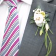 Stock Photo: Wedding, floral decoration
